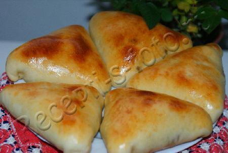рецепты пирожков с фотографиями