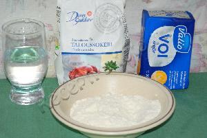 Песочное тесто (без яиц)